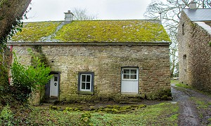 Old Forge Cottage self-catering at Roundwood House